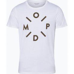Marc O'Polo Denim - T-shirt męski, czarny. Niebieskie t-shirty męskie z nadrukiem marki Reserved, l, polo. Za 69,95 zł.