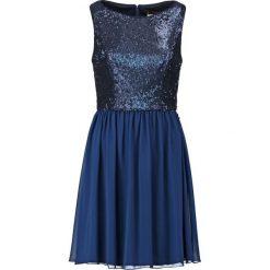 Laona Sukienka koktajlowa blue. Niebieskie sukienki koktajlowe marki Laona, z materiału. Za 579,00 zł.