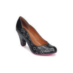 Czółenka Cristofoli  CLARY. Czarne buty ślubne damskie Cristofoli. Za 535,20 zł.