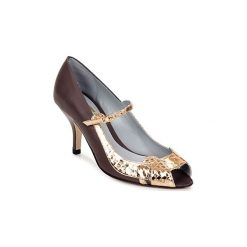 Czółenka Fred Marzo  MADO BAB'S. Żółte buty ślubne damskie Fred Marzo. Za 2064,30 zł.