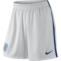 Nike Spodenki męskie England Home/Away Goalkeeper Stadium Short 100 biały r. M (9724605). Białe spodenki sportowe męskie marki Adidas, l, z jersey, do piłki nożnej. Za 82,64 zł.