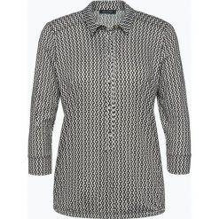Marc O'Polo - Koszulka damska, czarny. Szare t-shirty damskie marki U.S. Polo, l, z aplikacjami, z dzianiny, z okrągłym kołnierzem. Za 309,95 zł.