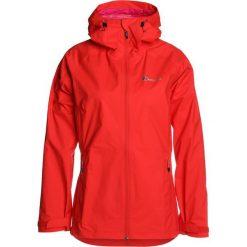 Berghaus STORMCLOUD JACKET Kurtka hardshell volcano. Czerwone kurtki sportowe damskie Berghaus, z hardshellu. W wyprzedaży za 411,75 zł.