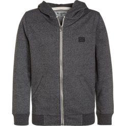 Billabong ALL DAY ZIP HOOD Bluza rozpinana dark grey heather. Szare bluzy dziewczęce rozpinane Billabong, z bawełny. W wyprzedaży za 151,20 zł.