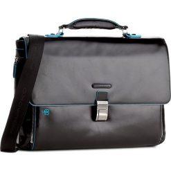 Torba na laptopa PIQUADRO - CA3111B2/N Czarny. Czarne plecaki męskie marki Piquadro. W wyprzedaży za 1099,00 zł.