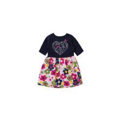 Sukienki niemowlęce: sukienka niemowlęca klasyczna, rozszerzana