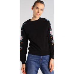 Bluzy damskie: Even&Odd Bluza schwarz