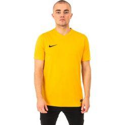 Nike Koszulka męska Park VI żółta r. XXL (725891 739). Żółte koszulki sportowe męskie marki ATORKA, xs, z elastanu. Za 58,30 zł.