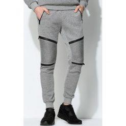 Szare Spodnie Dresowe Too Good. Czarne spodnie dresowe męskie marki Born2be, l, z aplikacjami, z dresówki. Za 44,99 zł.