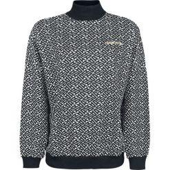 Bluzy damskie: Adidas Sweater Bluza damska czarny/biały