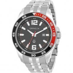 Zegarek kwarcowy w kolorze srebrno-czarnym. Szare, analogowe zegarki męskie Esprit Watches, ze stali. W wyprzedaży za 181,95 zł.