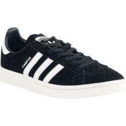 Adidas Campus Buty sportowe czarny/biały. Białe buty sportowe męskie Adidas, w paski, z zamszu, adidas campus. Za 199,90 zł.