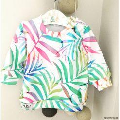 Bluzy chłopięce rozpinane: Bluza dziecięca PALM LEAF
