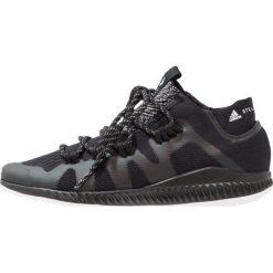 Buty do fitnessu damskie: adidas by Stella McCartney CRAZYTRAIN PRO MID Obuwie treningowe clear black/footwear white