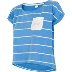 T-shirty damskie: T-shirt damski TSD011 – kobalt