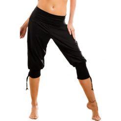 Damskie spodnie w tureckim stylu Fantasia. Różowe bryczesy damskie Astratex, z mikrofibry, na fitness i siłownię. Za 110,99 zł.