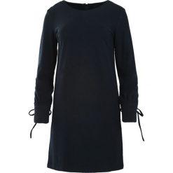 Czarna Sukienka Open-Hearted. Czarne sukienki marki Born2be, l, midi. Za 79,99 zł.