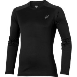 Asics Koszulka męska Lite Show LS Top czarna r. S (129911 0904). Czarne koszulki sportowe męskie marki Asics, m. Za 119,38 zł.