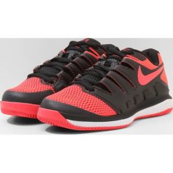 Buty sportowe damskie: Nike Performance AIR ZOOM VAPOR X HC Obuwie do tenisa Outdoor black/solar red white