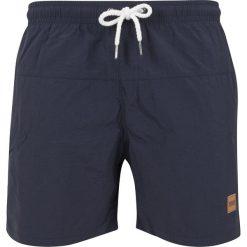 Urban Classics Block Swim Shorts Kąpielówki granatowy. Czarne kąpielówki męskie marki Black Premium by EMP. Za 54,90 zł.