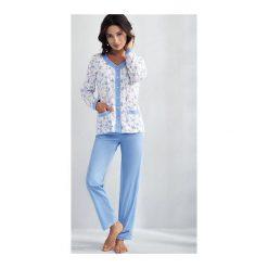 Piżamy damskie: Piżama Barbara 538 Niebieska
