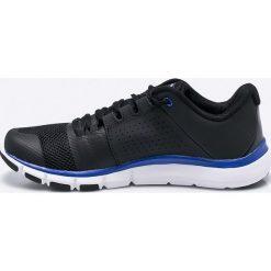 Under Armour - Buty Strive 7. Szare buty sportowe męskie marki Under Armour, z materiału, na sznurówki. W wyprzedaży za 239,90 zł.