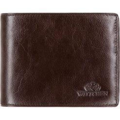 Portfel 21-1-046-4. Brązowe portfele męskie Wittchen. Za 349,00 zł.