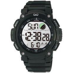 Biżuteria i zegarki męskie: Zegarek Q&Q Męski M119-001 Metronom