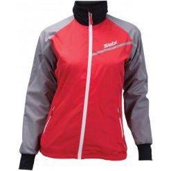 Swix Kurtka Sportowa Damska Xtraining Czerwony S. Czerwone kurtki damskie narciarskie Swix, m. Za 359,00 zł.