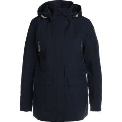 Icepeak LETTY Kurtka hardshell dark blue. Niebieskie kurtki sportowe damskie marki Icepeak, z hardshellu. W wyprzedaży za 439,20 zł.