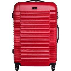 Walizki: Walizka w kolorze czerwonym – (S)49 x (W)76 x (G)29 cm