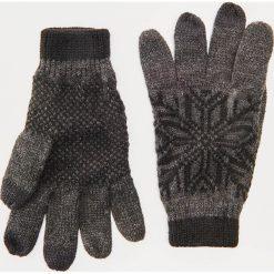 Rękawiczki - Czarny. Czarne rękawiczki męskie marki House. Za 39,99 zł.
