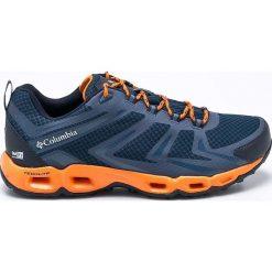 Columbia - Obuwie. Szare buty trekkingowe męskie Columbia, outdoorowe. W wyprzedaży za 359,90 zł.