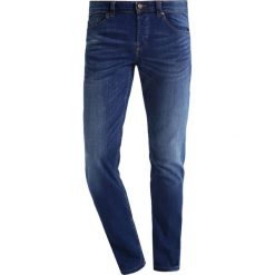 Only & Sons ONSLOOM  Jeans Skinny Fit medium blue denim. Brązowe rurki męskie marki Only & Sons, l, z poliesteru. Za 169,00 zł.