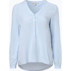 Esprit Casual - Tunika damska, niebieski. Niebieskie tuniki damskie Esprit Casual, na co dzień, z tkaniny, casualowe. Za 129,95 zł.