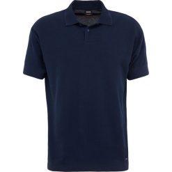 BOSS CASUAL PARLOPHONE SLIM FIT Koszulka polo dark blue. Niebieskie koszulki polo BOSS Casual, m, z bawełny. Za 459,00 zł.