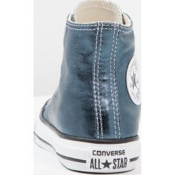 Converse CHUCK TAYLOR ALL STAR Tenisówki i Trampki wysokie blue fir/white/black. Niebieskie trampki dziewczęce Converse, z materiału, retro. W wyprzedaży za 167,20 zł.