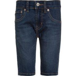 Levi's® BERMUDA 510 Szorty jeansowe blue. Brązowe spodenki chłopięce marki Levi's®, z bawełny. Za 169,00 zł.