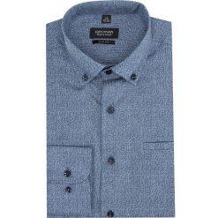 Koszula versone 2830 długi rękaw slim fit niebieski. Czerwone koszule męskie slim marki Recman, m, z długim rękawem. Za 149,00 zł.