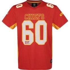 T-shirty męskie: NFL Kansas City Chiefs T-Shirt czerwony