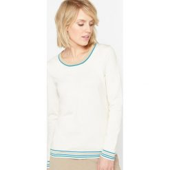Kardigany damskie: Sweter, bawełna i modal