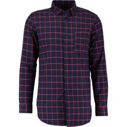 Koszule męskie na spinki: Loreak VARO Koszula navy/red