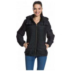 Roxy Kurtka Mountain River True Black M. Białe kurtki sportowe damskie marki Roxy, l, z nadrukiem, z materiału. W wyprzedaży za 429,00 zł.