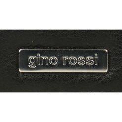 Portfel damski. Czarne portfele damskie Gino Rossi, ze skóry. Za 199,90 zł.