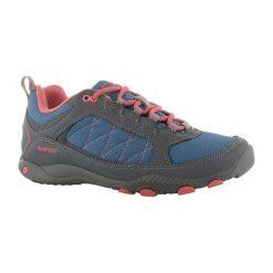 Buty trekkingowe damskie: Hi-Tec Buty damskie Premilla 2 Twin Womens Cool Grey/Blue Stone/Blossom r. 39