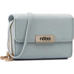 Torebka NOBO - NBAG-C4230-C012 Niebieski. Niebieskie listonoszki damskie Nobo, ze skóry ekologicznej. W wyprzedaży za 119,00 zł.