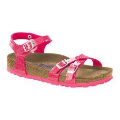 Sandały damskie: Sandały w kolorze różowym