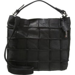 Legend PRATO Torba na zakupy black. Czarne shopper bag damskie Legend. W wyprzedaży za 543,20 zł.