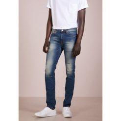 PS by Paul Smith Jeansy Slim Fit blue denim. Niebieskie jeansy męskie relaxed fit PS by Paul Smith. W wyprzedaży za 467,35 zł.