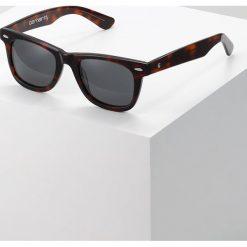 Okulary przeciwsłoneczne damskie: Carhartt WIP FENTON Okulary przeciwsłoneczne tortoise/black